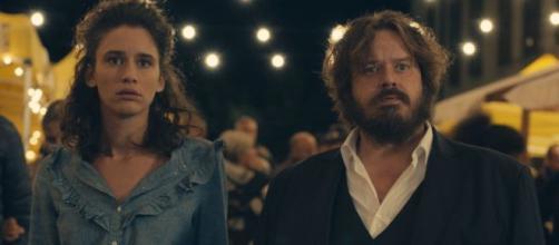 Giuseppe Battiston e Valentina Bellè, 2 protagonisti di 'Volevo fare la Rockstar'- metronews.it