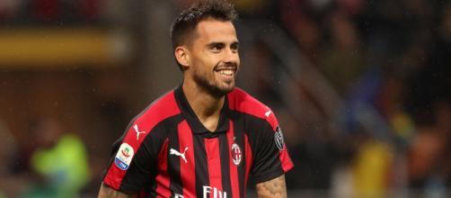 Jesus Suso, attaccante del Milan
