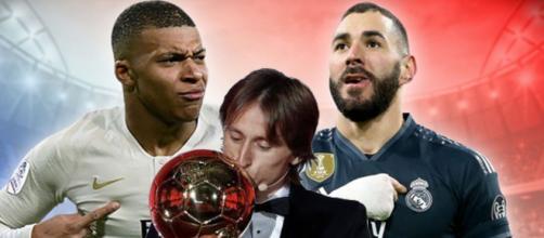 Mercato PSG : Benzema et Modric dans 'l'opération Mbappé'