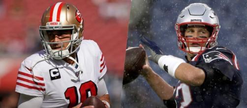 Niners y Pats parecen destinados a llegar al Super Bowl LIV. NFL.com.