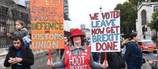 Nueva prórroga para el Brexit: 31 de enero del año 2020
