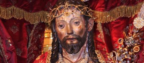 Santo Cristo dos Milagres, padroeiro do Convento da Esperança