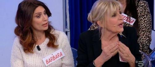 U&D, trono over: Barbara De Santi accusa Gemma di essere falsa