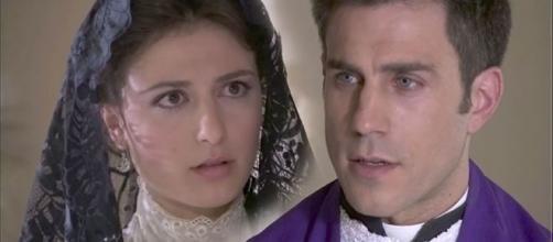 Una vita, spoiler 3-9 novembre: padre Telmo confessa il suo amore per Lucia