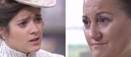 Una Vita, spoiler al 10 novembre: Casilda apprende che Higinio e Maria sono due impostori