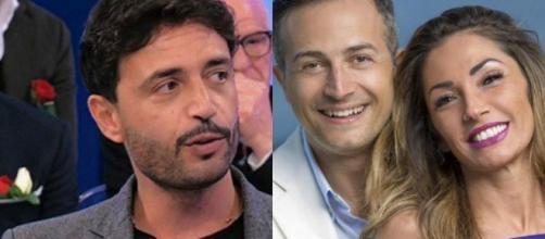 Uomini e Donne, Armando provoca Ida e Riccardo su Instagram: 'A entrambi stanno bene le...'