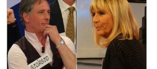 Uomini e Donne, Giorgio critica Gemma: 'Si fa insultare ma non molla la trasmissione'.