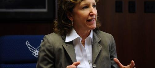 US Senator, Kay hagan dies at 66 following protracted illness. [Image Source: ABC News/Youtube)]