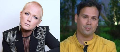 Viny joga água em galo e Xuxa pede expulsão do participante (Arquivo Blasting News)
