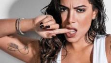 Anitta diz que topa tudo, 'homem, mulher, travesti', só não fica com gente comprometida