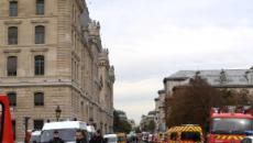 Paris police headquarters is scene of a knife attack and four are killed