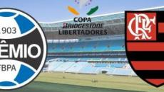 Grêmio x Flamengo: gols, resumo da partida e confronto em aberto