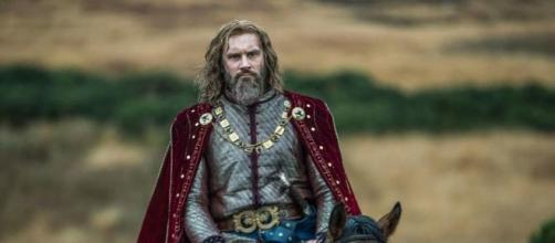 A batalha pelo poder viking continua na segunda parte da quinta temporada da série. (Reprodução/Instagram/@historyvikings)