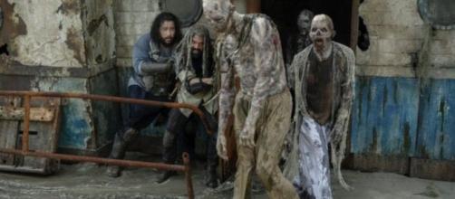 Anticipazioni The Walking dead 10x01: disponibile in anteprima su AMC première