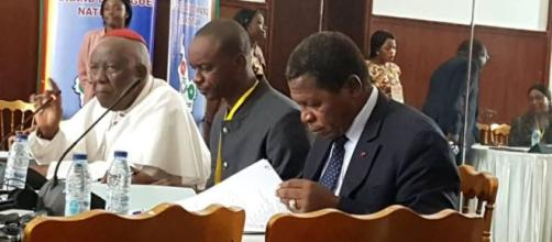 Commissions du Grand Dialogue National en plein travaux © Merlin Amougou
