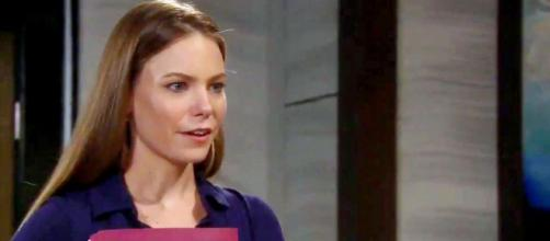 'General Hospital': Nelle Tries To Steal Wiley (Image Source: - GH Twitter verified account)