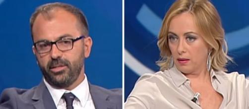 Giorgia Meloni chiede le dimissioni del ministro Fioramonti per vecchi tweet sessisti e violenti