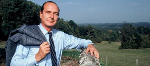 Les milles vies de Jacques Chirac - parismatch.com