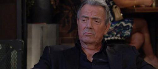 On 'The Young and the Restless,' Victor's plan is revealed. [Image Source: Y&R Twitter verified account]