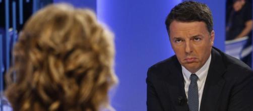Otto e Mezzo: scontro tra Matteo Renzi e Lilli Gruber