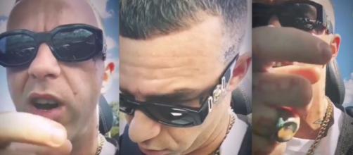 Salmo ridicolizza la nuova scena trap in un video diventato subito virale.