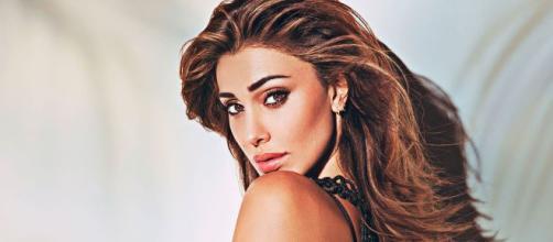 Scarica sfondi Belen Rodriguez, l'Argentina attrice, ritratto ... - besthqwallpapers.com