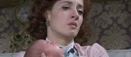 Una Vita, spoiler: Celia ossessionata dalla piccola Milagros, figlia di Ramon e Trini