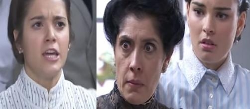 Una Vita trame: Casilda annuncia la sua partenza e vuole da Rosina e Leonor la sua eredità