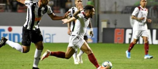 Wellington Nem deve ficar à disposição para o clássico diante do Botafogo. (Mailson Santana/Fluminense FC)