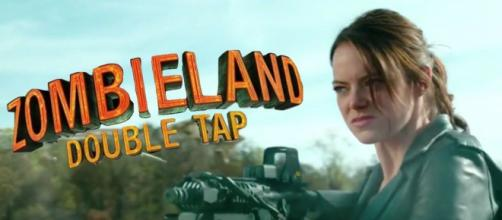 After a decade of waiting 'Zombieland: Double Tap' is in theaters and is definitely one of the best films to watch. [Image Source: IGN/YouTube]