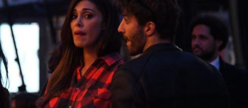 Belen Rodriguez, con Andrea Damante?