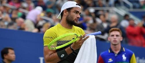 Berrettini out a Parigi-Bercy, Finals in bilico: dipende tutto da Monfils