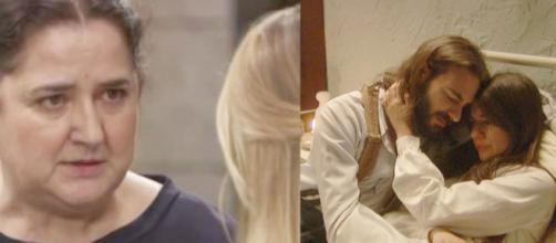 Il Segreto anticipazioni: Consuelo non crede alla redenzione di Antolina, Elsa operata