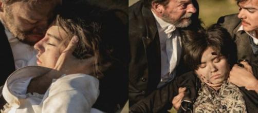 Il Segreto, trame dal 3 al 9 novembre: Maria e Matias gravemente feriti