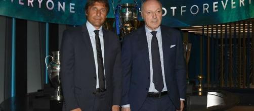 """Inter, Marotta rassicura: """"In simbiosi con Conte, presto avrà la ... - lanotiziasportiva.com"""