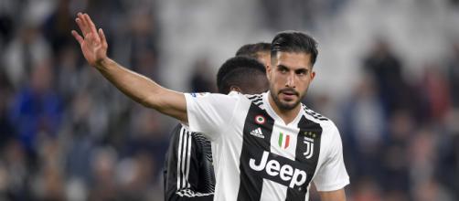 Juventus, Emre Can potrebbe andare all'estero