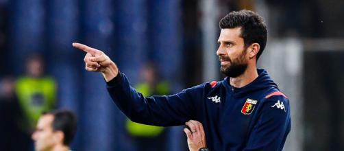 Juventus-Genoa, possibili schieramenti: Sarri con Buffon e il dubbio De Ligt