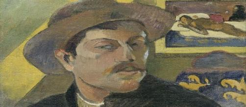 Paul Gauguin's self-portrait has been likened to Harvey Weinstein. [Image source: Public Domain - Wikimedia Commons]