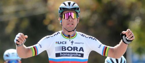 Peter Sagan ha ottenuto 17 vittorie di tappa al Giro di California
