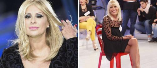 Uomini e Donne, Tina contro Gemma: 'Falsa, prima una povera vecchietta ora imita Marilyn'