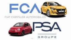 FCA-PSA, via libera alla fusione paritetica fra le due case automobilistiche