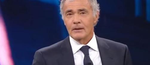Massimo GIletti polemico sulle politiche economiche italiane.
