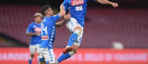 Napoli-Atalanta: il rigore sul Llorente finisce in Parlamento