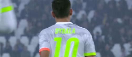 Paulo Dybala, attaccante della Juventus
