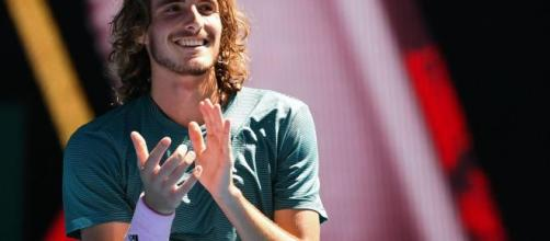 Stefanos Tsitsipas continues 'fairtytale' to make Australian Open ... - independent.co.uk