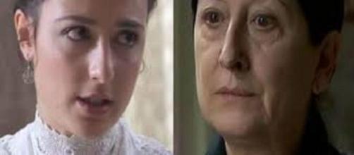 Una vita, spoiler puntata 2 novembre: Ursula tenta di convincere Lucia a stare alla larga da Samuel