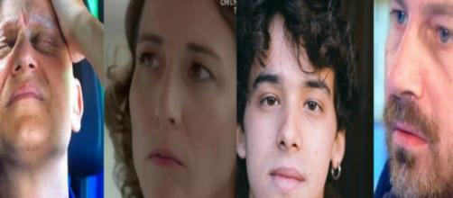 Upas anticipazioni all'8 novembre: Diego resta in carcere, Andrea fa un viaggio tempestoso