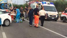Calabria, barista muore in un tragico incidente stradale con la moto