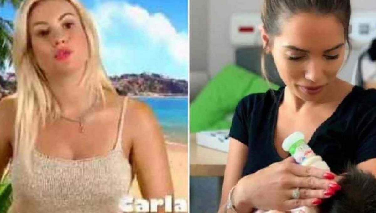 Manon Rend Visite A Carla A La Maternite Les Internautes La