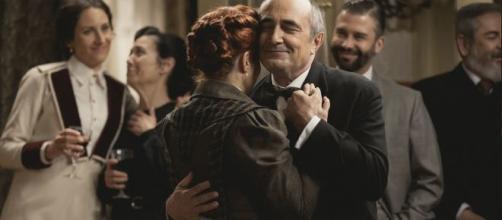 Anticipazioni Una Vita, puntata spagnole: dopo la morte di Trini, Ramon ritroverà l'amore con Carmen